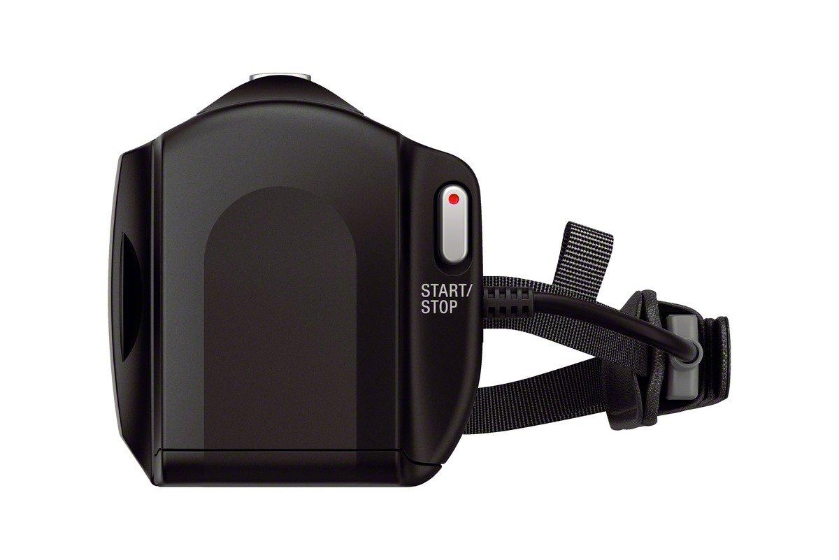 Sony HDRCX240/B 1080p HD Flash Memory Camcorder | Black (Certified Refurbished)