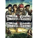 Pirates des Caraïbes : La Fontaine de jouvence (Bilingual)