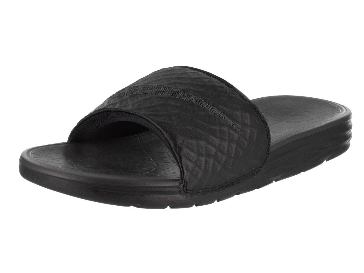 NIKE Men's Benassi Solarsoft Slide Sandal B077Z1FKNT 10 D(M) US Black Anthracite
