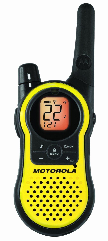 Motorola Rechargeable Weatherproof 23 mile Range Two Way Radio (3-Pack)