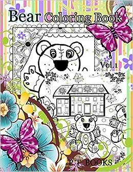 Descargar Los Otros Torrent Bear Coloring Book : Volume 1 En PDF