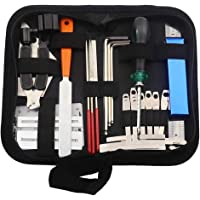 SODIAL Guitar Tool Kit Repairing Maintenance Tools String Organizer String Action Ruler Gauge Measuring Tool Hex Wrench…