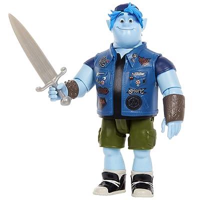 Disney Pixar Onward Barley Lightfoot Figure, Multicolor: Toys & Games [5Bkhe0202640]