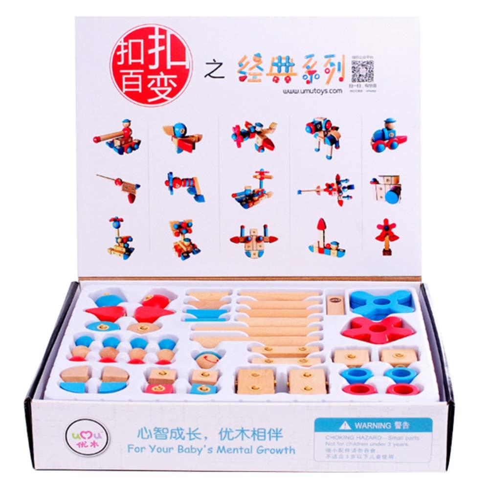買取り実績  子供のおもちゃ、多機能の組み合わせDIYの玩具回転可能なビルディングブロック子供の教育の早期教育ビルディングブロックのおもちゃ(3歳以上の子供) B07KC4TWVF B07KC4TWVF, 三方町:4bd24960 --- a0267596.xsph.ru