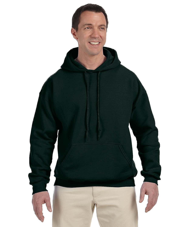 50//50 Hood S - White Style # G125 - Original Label Gildan Adult DryBlend 90 Oz