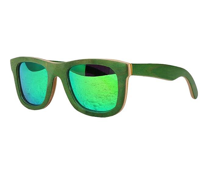 Gafas DE Sol L/V G-15 SK2501 Verde: Amazon.es: Ropa y accesorios