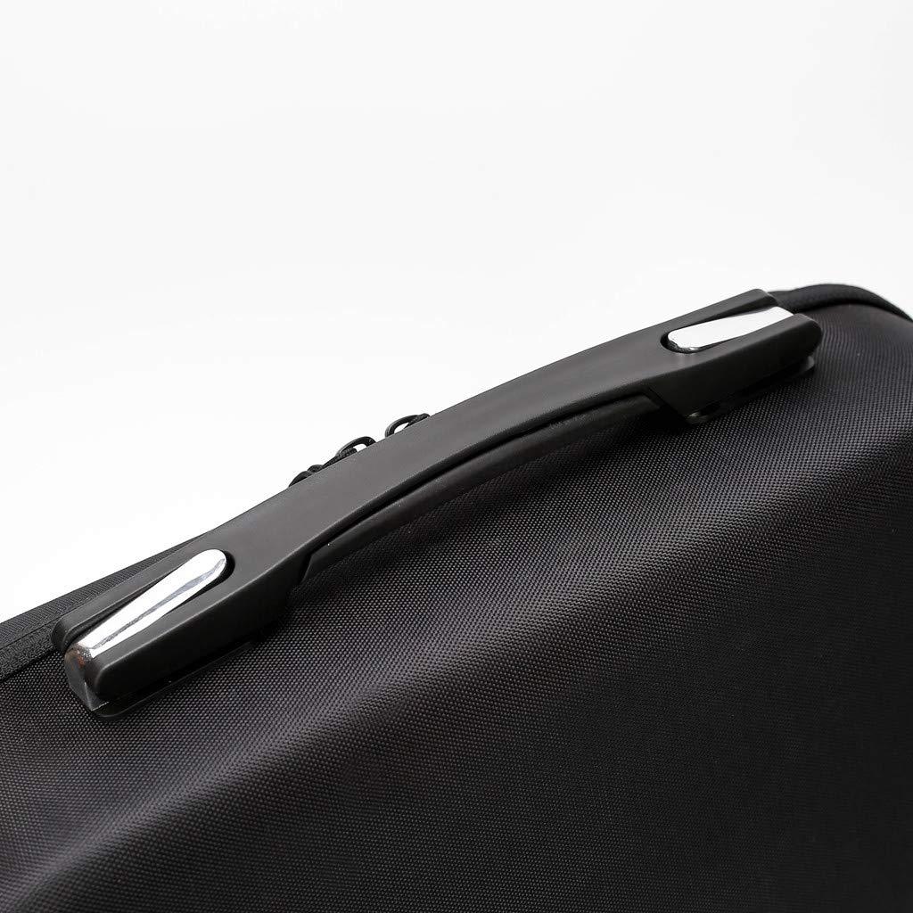 Tuu Waterproof Portable Storage Bag Carry Case for DJI Mavic 2 & Smart Controller (Black) by Tuu (Image #8)