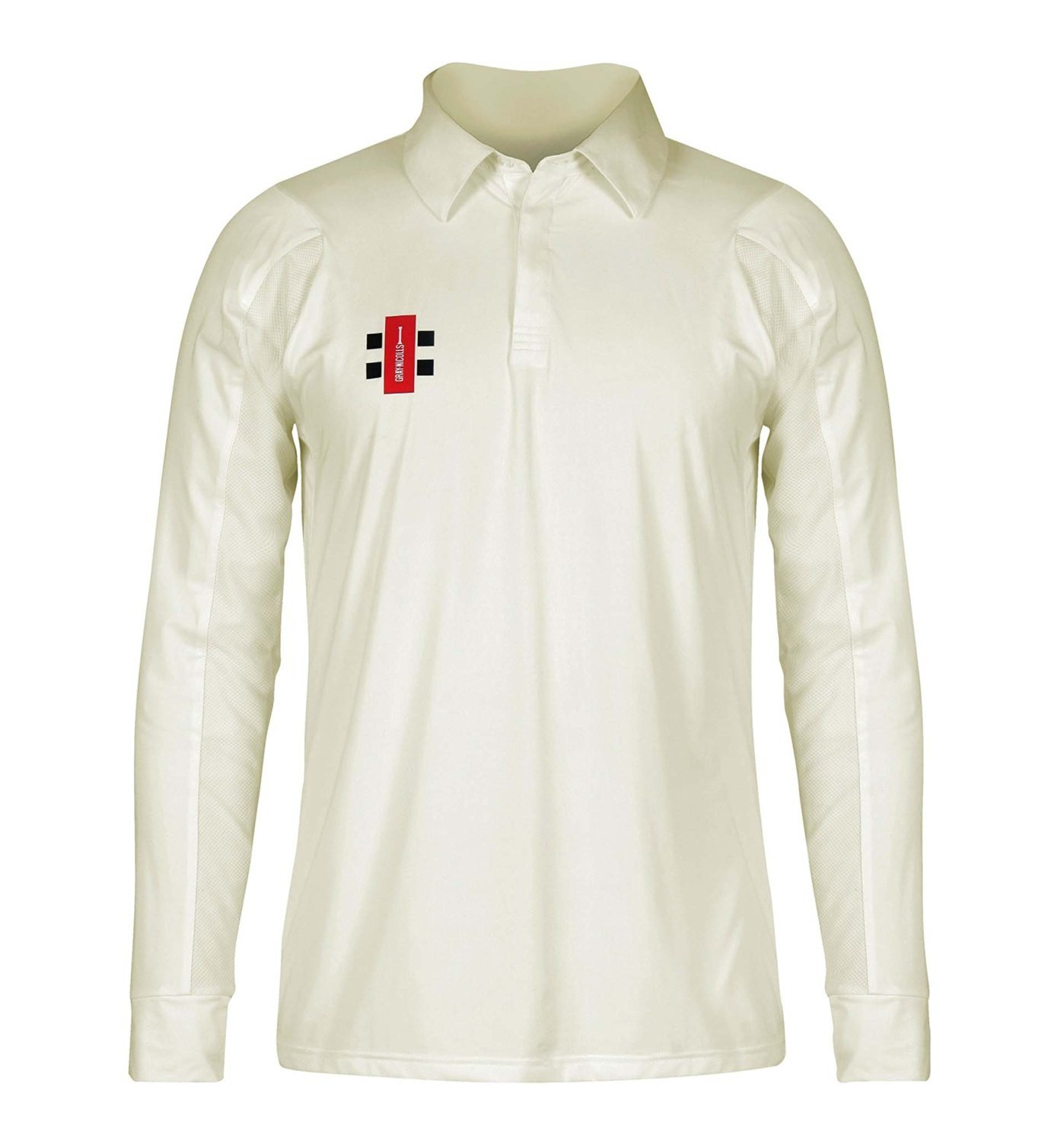 Cricket t shirt white - Buy Gray Nicolls Long Sleeve Cricket Shirt Online At Low Prices In India Amazon In