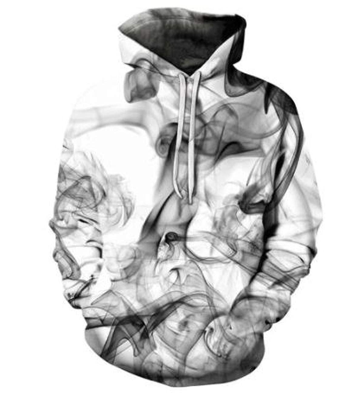WEEKEND SHOP 3D Anime Hoodie Super Print Hoodie Mens Sweatshirt 3D Hoodie Pullover Men at Amazon Mens Clothing store: