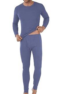 MT® - Set de ropa térmica para hombre - Camiseta y pantalón - Fibra térmica