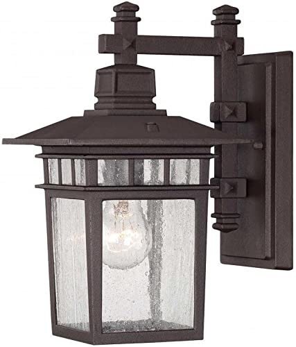 Savoy House 5-9590-330 One Light Wall Lantern