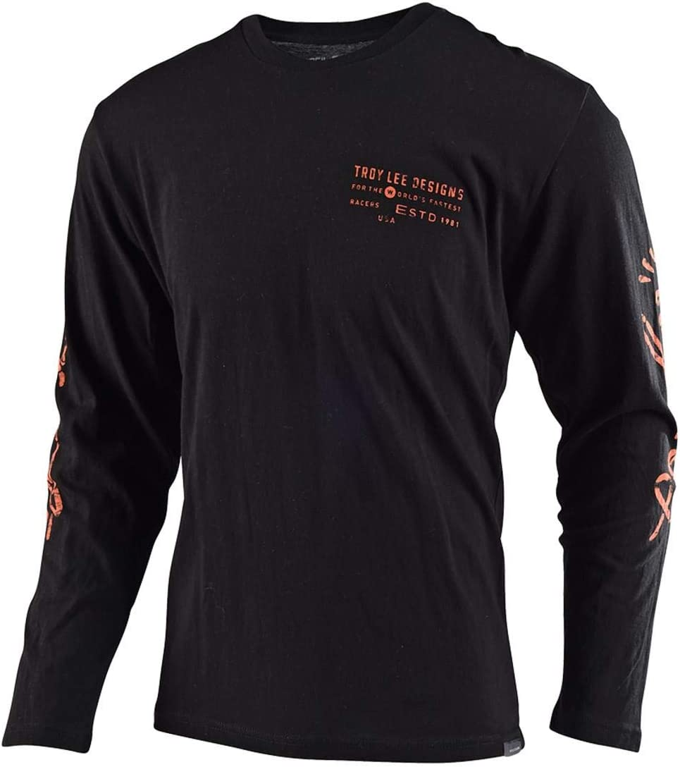 Troy Lee Designs Mens Nationals Long-Sleeve Shirts