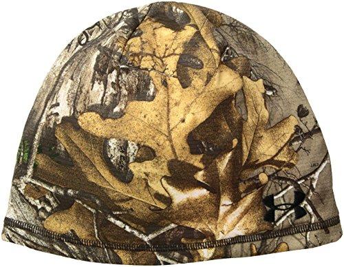 - Under Armour Men's Reversible Fleece 2.0 Beanie, Realtree Ap-Xtra (946)/Black, One Size