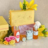 Just Herbs Blissful Blossom Yellow Gift Set