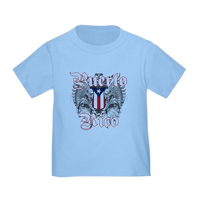 d0a8a8f0a CafePress Puerto Rican Pride Toddler T-Shirt Cute Toddler T-Shirt, 100%