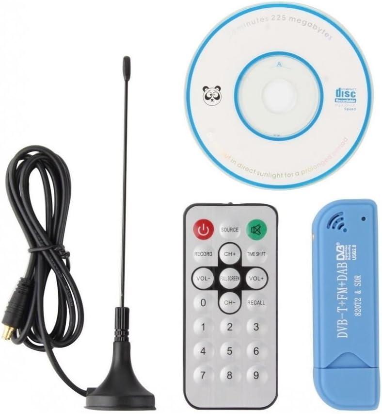 CST RTL2832U/R820T2 TV & SDR TDT USB stick, FM: Amazon.es: Electrónica