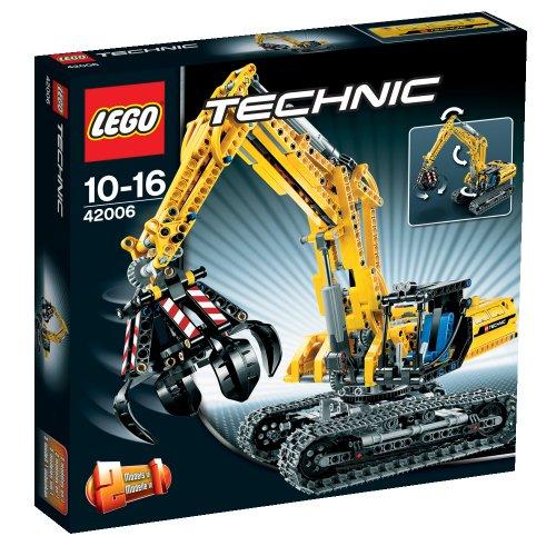 LEGO Technic 42006 Excavator (720pcs)