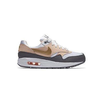 506d7bd567d652 Nike Air Max 1 (Gs) Schuhe Kinder Weiß  Amazon.de  Schuhe   Handtaschen