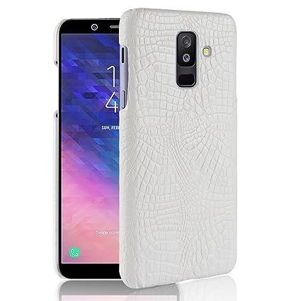 HDOMI Funda Samsung Galaxy A6 Plus 2018, Súper Delgada y ...