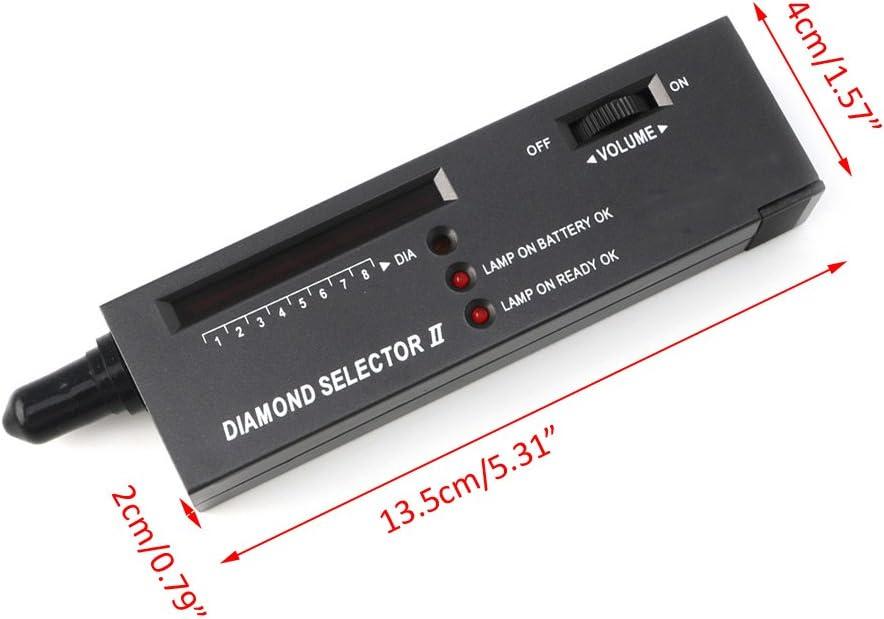 Diamond Tester Digital Accuracy Selector Gemstone Detector Jewelry Testing Tool