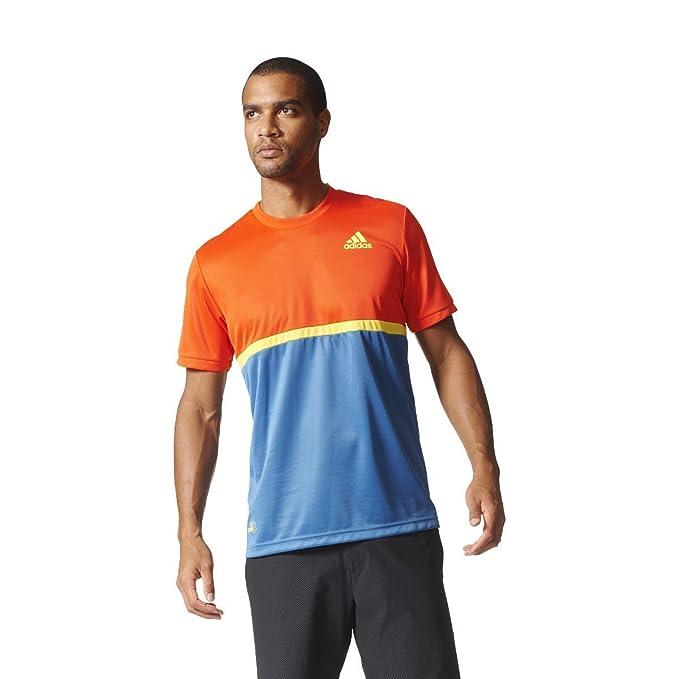 Editando: Adidas - BP8883 - Camiseta padel court (M): Amazon.es: Deportes y aire libre