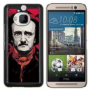 "Be-Star Único Patrón Plástico Duro Fundas Cover Cubre Hard Case Cover Para HTC One M9+ / M9 Plus (Not M9) ( Monty Película Productor Comediante"" )"