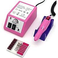 FATUXZ Professional Nail Drill Machine 20000 RPM, Nail File Kit for Acrylic Nails, Gel Nails Glazing Nail Art Polisher…