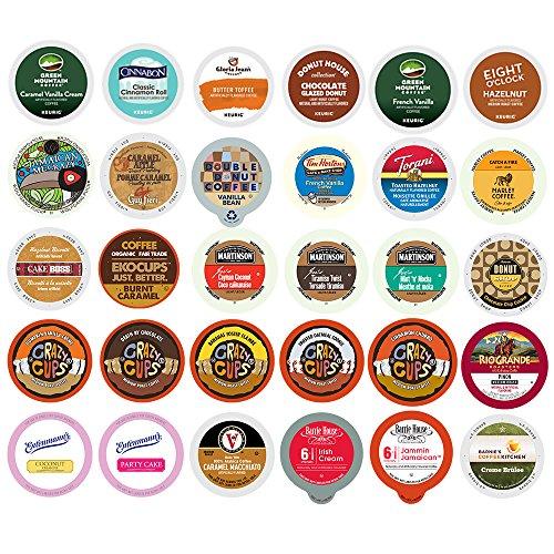Flavored Brewers Variety Pack Sampler