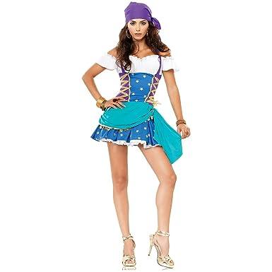 UMM 1177933 X-Peque-a princesa gitana de vestuario para ...