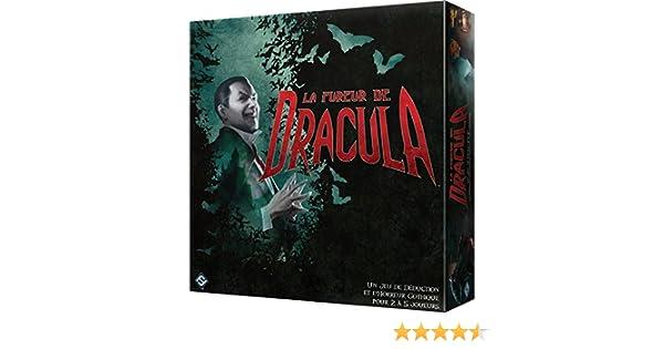 Asmodee – fffur01 – la Furia de Dracula: Amazon.es: Juguetes y juegos