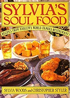 Sylvias family soul food cookbook amazon sylvia woods the sylvias soul food by sylvia woods forumfinder Images