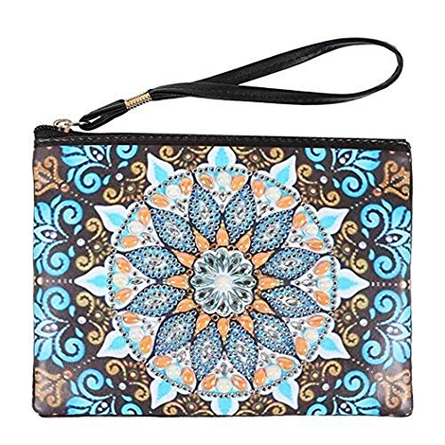Women Clutch DIY Mandala...