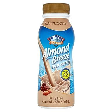 Blue Diamond Almond Breeze Cappuccino Iced 250 ML