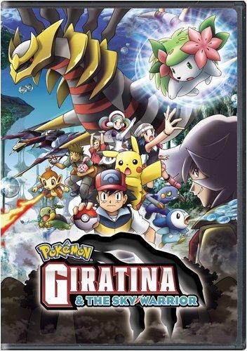 Pokemon: Giratina & The Sky Warrior (Pokemon Giratina)