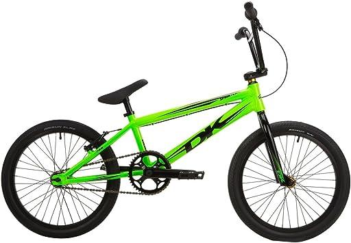 DK Sprinter Pro BMX bicicleta 2016 verde 20,5 en 20 en: Amazon.es: Deportes y aire libre