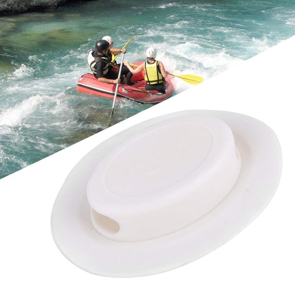 Mootea Kayak Pad Accessori per Kayak Cuscinetto per Kayak a Forma di Cappello a Doppia Cinghia in PVC per Yacht Gommone Accessori per gommoni