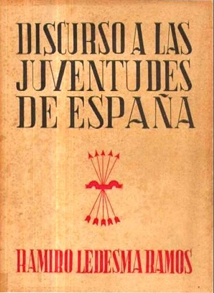 DISCURSO A LAS JUVENTUDES DE ESPAÑA eBook: Ledesma Ramos, Ramiro: Amazon.es: Tienda Kindle