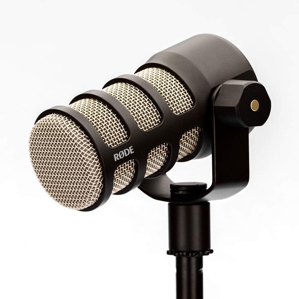 Rode PodMic Podcast - Micrófono: Amazon.es: Instrumentos musicales
