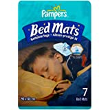 Pampers Bed Mats (7) - Pack of 6