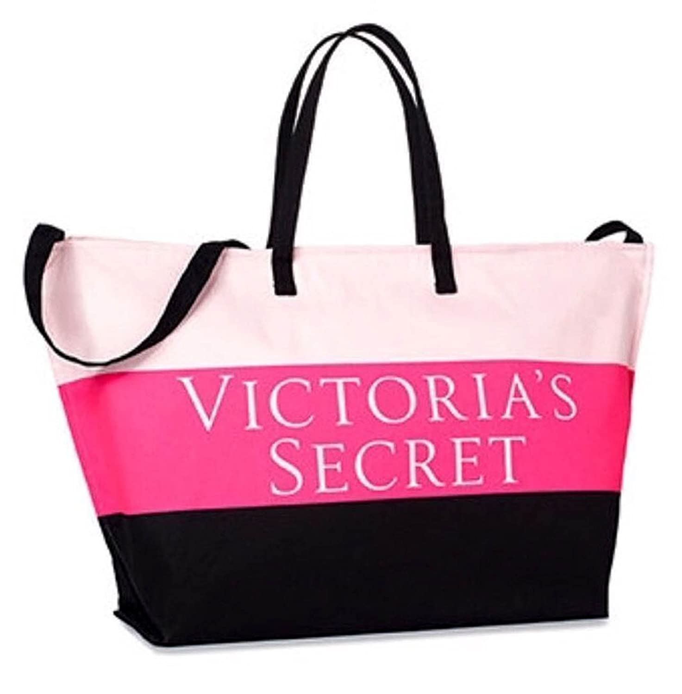 How To Make A Book Cover Out Of A Victoria S Secret Bag ~ Amazon.com: victorias secret tote bag pink: clothing