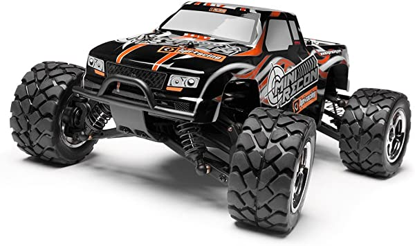 HPI 1/18 RTR MINI RECON WITH 2.4GHz SQUAD by HPI