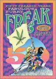 img - for Fifty Freakin' Years Of The Fabulous Furry Freak Brothers book / textbook / text book