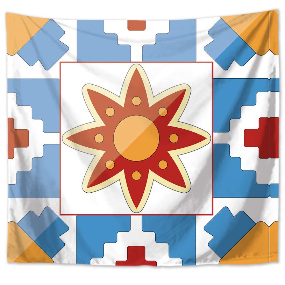 jzxjzx Tapicería en Color patrón geométrico impresión ...