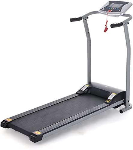 Flyerstoy Folding Electric Treadmill Exercise Equipment Walking Running Machine
