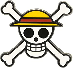 ABYstyle - One Piece - Pin's - Craneo