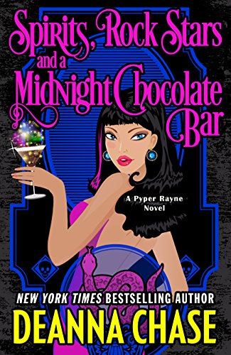 Spirits, Rock Stars, and a Midnight Chocolate Bar (Pyper Rayne Book 2) cover