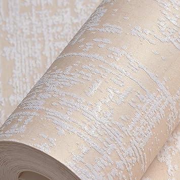 Xhhwzb Weisse Strukturierte Tapete Moderne Streifen Tapeten Rolle