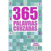 365 palavras cruzadas vol.2: Desafios Inteligentes: Volume 2
