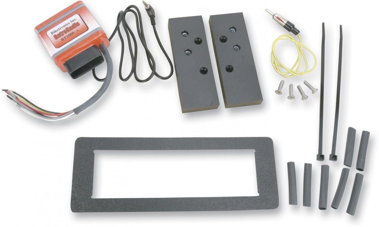 Biketronics Retro Radio CD/Radio Adaptor Kit BT1005X