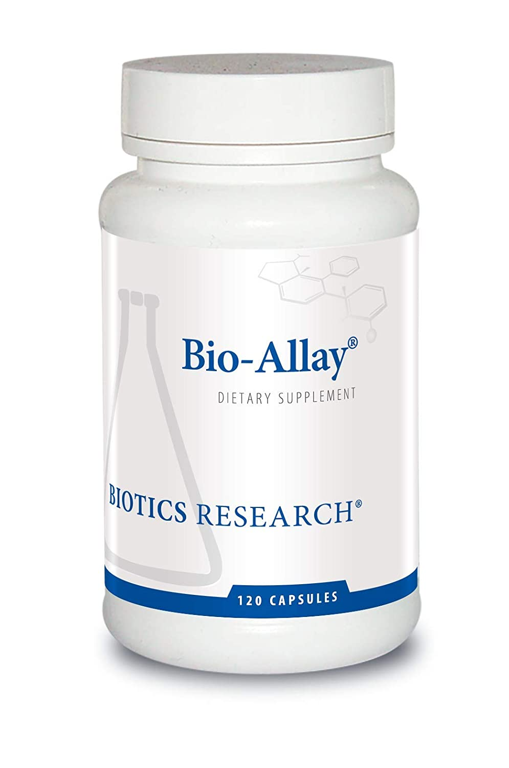 Biotics Research Bio-Allay – Supports Healthy Inflammatory Responses, Joint Flexion and Comfort, Cartilage Joint Support, White Willow, Devil s Claw, Boswelia 120 ct